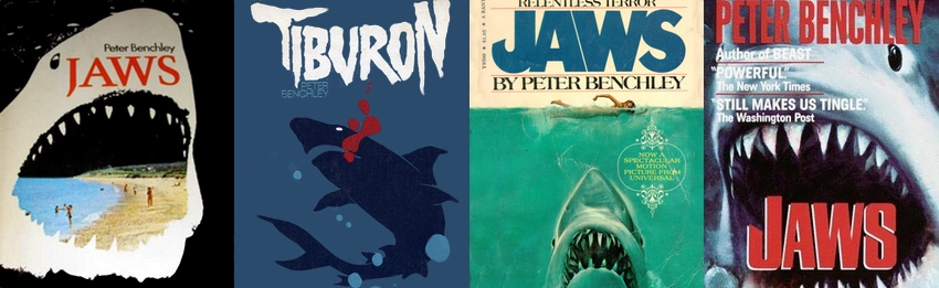 Different book covers for JAWS